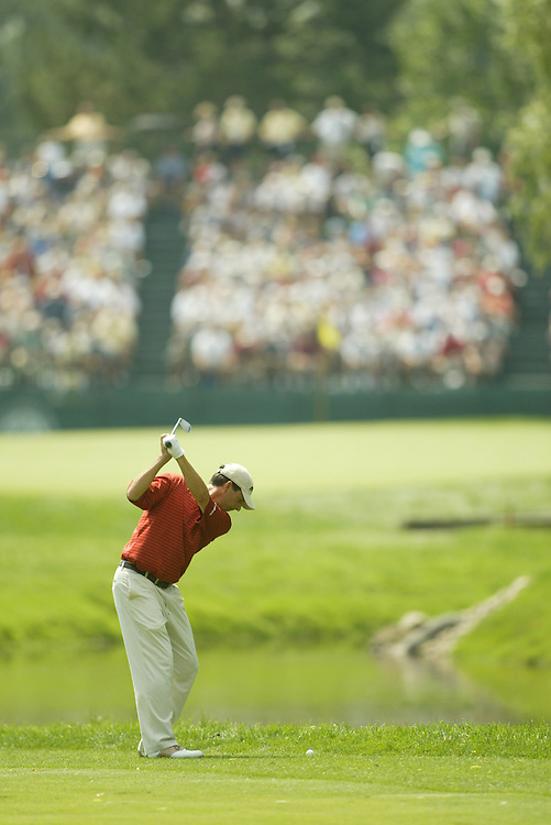 Billy Andrade..2003 PGA Championship..Second Round..Oak Hill CC..Rochester, NY..Friday, August 15 2003..photograph by Darren Carroll