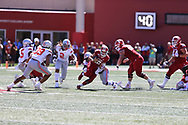 BLOOMINGTON – Indiana endured the worst loss in Tom Allen's tenure Saturday, a humbling 51-10 defeat to No. 6 Ohio State.hite.