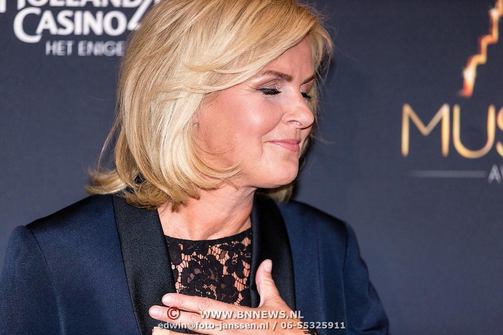 NLD/Utrecht/20170112 - Musical Awards Gala 2017, Irene Moors