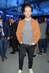 CRAIG McGINLAY at the Maserati Levante VIP Launch party held at the Royal Horticultural Halls, Vincent Square, London on 26th May 2016.