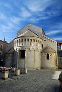Saint Crysogamus Chruch (crkva sveti Krsevana). Zadar, Croatia