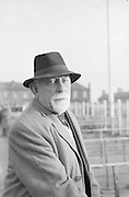 Dublin Cattle Market. Thomas F. McCutcheon, a well-known Tipperary buyer..25.04.1962