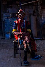 Headhunters in Nagaland, India