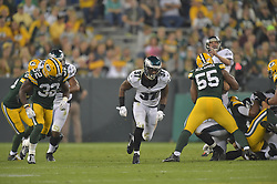 Jaylen Watkins #37 of the Philadelphia Eagles against the Green Bay Packers at Lambeau Field on August 29, 2015 in Green Bay, Pennsylvania. The Eagles won 39-26. (Photo by Drew Hallowell/Philadelphia Eagles)
