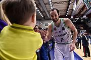 Miro Bilan<br /> Banco di Sardegna Dinamo Sassari - Unet Hapoel Holon<br /> FIBA BCL Basketball Champions League 2019-20<br /> Sassari, 28/01/2020<br /> Foto L.Canu / Ciamillo-Castoria