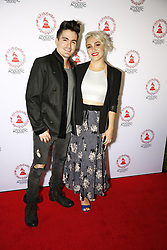 LOS ANGELES, CA - SEP 20: Mitre attends The Latin GRAMMY Acoustic Sessions at The Novo Theater September 20, 2017, in Downtown Los Angeles. Byline, credit, TV usage, web usage or linkback must read SILVEXPHOTO.COM. Failure to byline correctly will incur double the agreed fee. Tel: +1 714 504 6870.