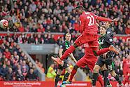 Liverpool v Stoke City 100416