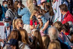 Appels Astrid<br /> CHIO Aachen 2021<br /> © Hippo Foto - Sharon Vandeput<br /> 19/09/21