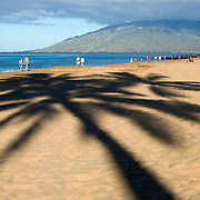 Kamaole Beach Park in Kihei, Maui, Hawaii