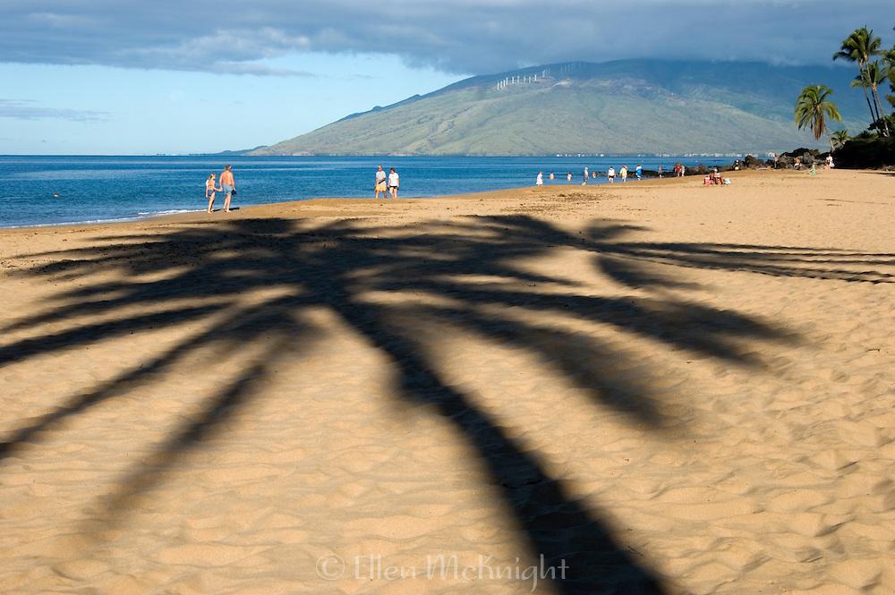 Kamaole Beach Park in Kihei, Maui, Hawaii