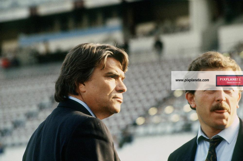 G. Lhote / PixPlanete Olympique de Marseille Bernard Tapie