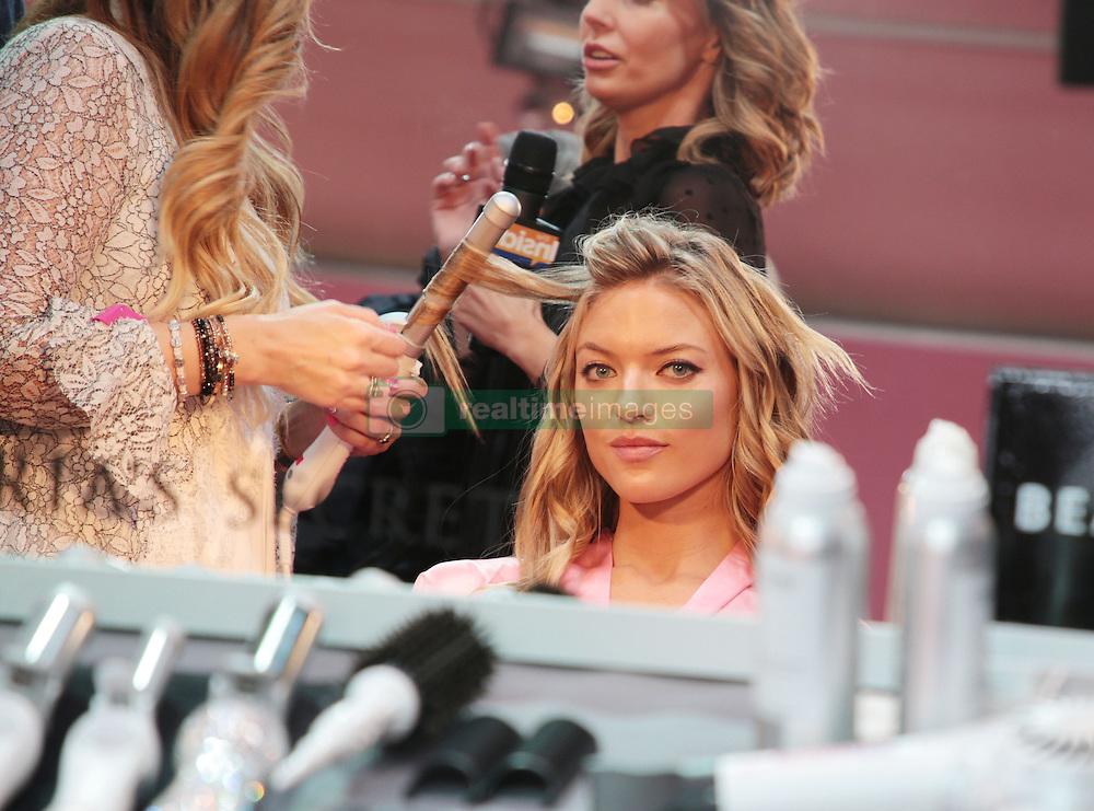 Victoria's Secret Fashion Show - Hair and Makeup, Paris, 2016, Paris, France. 30 Nov 2016 Pictured: Model. Photo credit: MEGA TheMegaAgency.com +1 888 505 6342