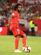 Sevilla v Real Madrid - 26 Sept 2018