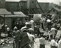 1937 Filming at Warner Bros. Studios