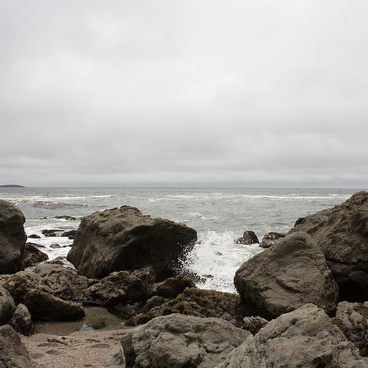 Pacific Coast, Seascape No.12