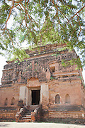 Nathlaungkyaung temple in the ancient city of Bagan, Myanmar