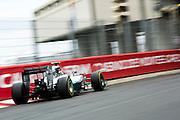May 25, 2014: Monaco Grand Prix: Nico Rosberg  (GER), Mercedes Petronas