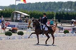 Jorissen Philippe (BEL) - Le Beau<br /> Belgisch Kampioenschap Dressuur - Hulsterlo/ Meerdonk 2013<br /> © Dirk Caremans