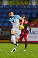15 of Ross CountynKeith watson during the Scottish Premiership match between Ross County FC and St Mirren FC at the Global Energy Stadium, Dingwall, Scotland on 26 December 2020