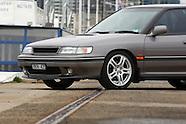 1991 Subaru Liberty RS