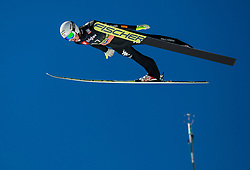 Alex Insam (ITA) during the Qualification Round of the Ski Flying Hill Individual Competition at Day 1 of FIS Ski Jumping World Cup Final 2019, on March 21, 2019 in Planica, Slovenia. Photo by Masa Kraljic / Sportida