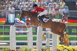 Diniz, Luciana (POR) Fit for Fun<br /> Rio de Janeiro - Olympische Spiele 2016<br /> © www.sportfotos-lafrentz.de
