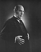 John Anderson, 1st Viscount Waverely (1882-1958). Scottish politician and administrator. Created Viscount in 1952. Minister of Home Security 1939-1940.  Anderson air-raid shelter named after him.