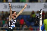 Bohdan Bondarenko UKR Winner High Jump Men  <br /> Roma 02-06-2016 Stadio Olimpico.<br /> IAAF Diamond League 2016<br /> Atletica Legera <br /> Golden Gala Meeting - Track and Field Athletics Meeting<br /> Foto Cesare Purini / Insidefoto