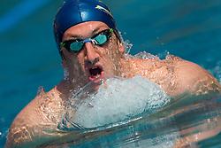Jan Karel Petric of Triglav Kranj at 36th International swimming meeting City of Ljubljana Cup, on May 22, 2011 in Kodeljevo pool, Ljubljana, Slovenia. (Photo By Vid Ponikvar / Sportida.com)