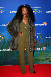 Beverley Knight attending the premiere of Cirque du Soleil's Totem, in support of the Sentebale charity, held at the Royal Albert Hall, London.