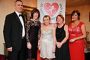 NO FEE PICTURES<br /> 9/11/14 at the Tiny Hearts fundraising ball in aid of Heart Children Ireland at Darver Castle in County Louth. Picture:Arthur Carron