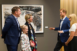 September 22, 2017 - Toronto, Canada - Image licensed to i-Images Picture Agency. 22/09/2017. Toronto, Canada . Prince Harry at the True Patriot Love Symposium  in Toronto, Canada, on the eve of the start of the  Invictus Games. Picture by Pool / i-Images UK OUT FOR 28 DAYS (Credit Image: © Pool/i-Images via ZUMA Press)