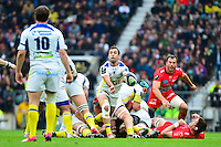 Morgan PARRA - 02.05.2015 - Clermont / Toulon - Finale European Champions Cup -Twickenham<br />