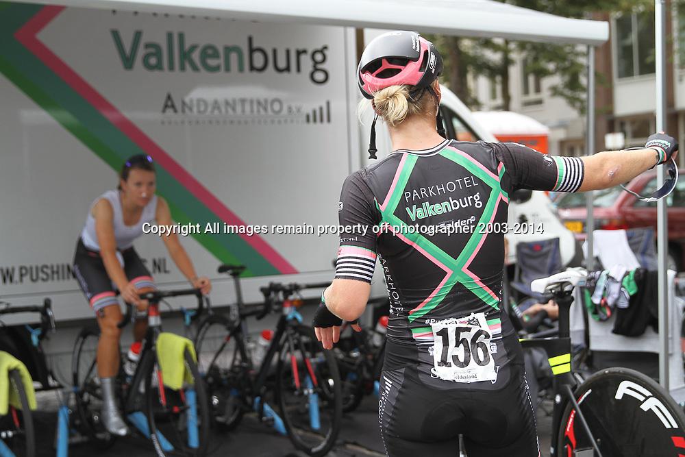 28-08-2018: Wielrennen: Ladies Tour: Arnhem