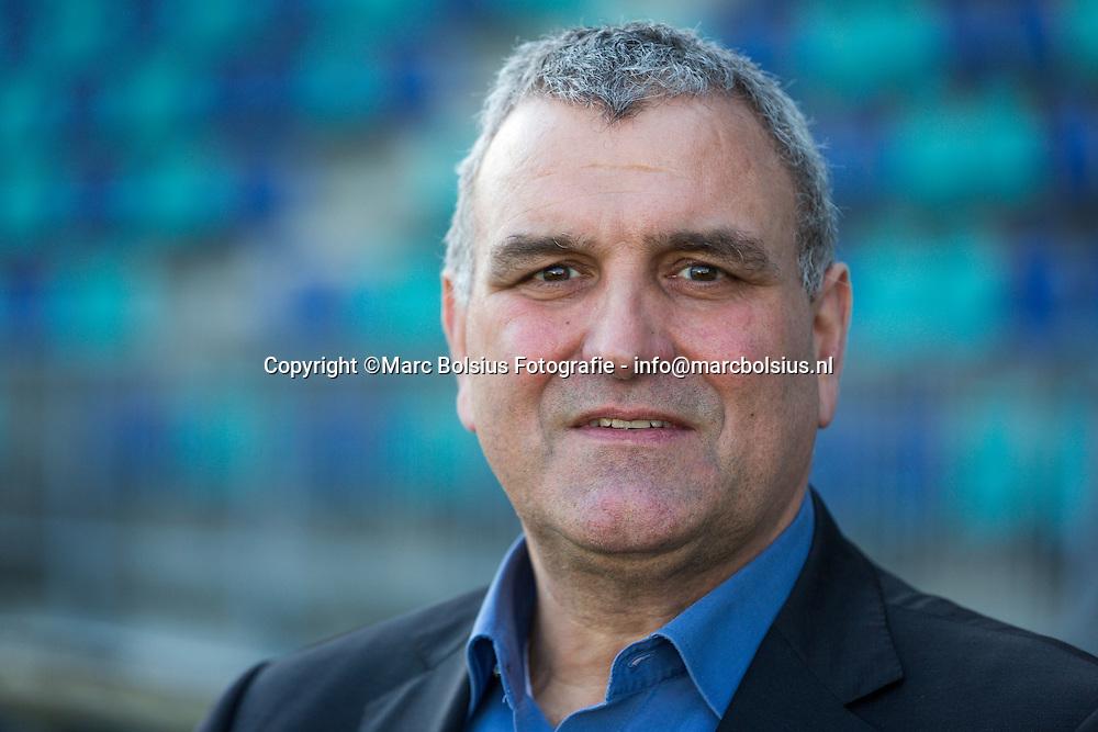 Nederland, Den Bosch, de nieuwe trainer van Fc Den Bosch Wiljan Vloet