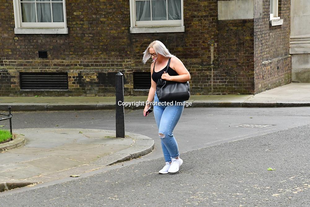 10 Downing street on 14th June 2021, London, UK.