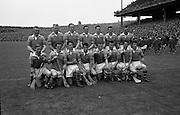 All-Ireland Senior Hurling Final, Wexford v Tipperary, at Croke Park. .Senior Wexford v Tipperary, Tipperary 3-10 Wexford 2-11, .Wexford Team..02.09.1962