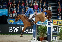Ahlmann Christian, GER, Epleaser Van T Heike<br /> Stuttgart German Masters 2017<br /> © Hippo Foto - Dirk Caremans<br /> 19/11/17