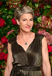 Tamsin Greig attending the Evening Standard Theatre Awards 2018 at the Theatre Royal, Drury Lane in Covent Garden, London