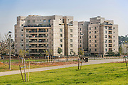 Israel, Ness Ziona, housing project