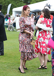 Princess Beatrice during a Royal Garden Party at Buckingham Palace in London.