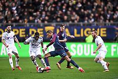 Amiens vs Paris SG - 10 January 2018
