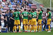 Wigan Athletic v Preston North End 220419