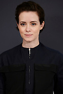 102918 Claire Foy 'The Girl in the Spider's Web' Madrid Photocall
