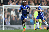 Victor Moses of Chelsea looking on. Premier league match, Chelsea v Arsenal at Stamford Bridge in London on Saturday 4th February 2017.<br /> pic by John Patrick Fletcher, Andrew Orchard sports photography.