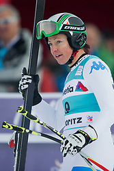 29.01.2012, Corviglia, St. Moritz, SUI, FIS Weltcup Ski Alpin, St. Moritz, Damen, Super-G, Superkombination, im Bild Johanna Schnarf (ITA) // during Super-G, Supercombination of the FIS Ski Alpine Worldcup, Women at the Corviglia Course in St. Moritz, Switzerland on 2012/01/29. EXPA Pictures © 2012, PhotoCredit: EXPA/ Freshfocus/ Andy Mueller..***** ATTENTION - for AUT, CRO and SLO only *****