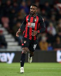 Bournemouth's Jermain Defoe during the Carabao Cup, Fourth Round match at the Vitality Stadium, Bournemouth.