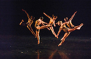 Dancers from BTWHSPVA's Rep 1 Company perform on April 11, 2005.