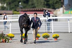 Fogg Felix, SUI, Cartania<br /> FEI EventingEuropean Championship <br /> Avenches 2021<br /> © Hippo Foto - Dirk Caremans<br />  22/09/2021