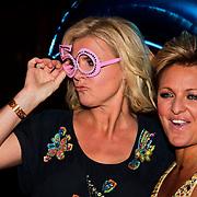 NLD/Noordwijk/20100502 - Gerard Joling 50ste verjaardag, Caroline Tensen en Irene Moors